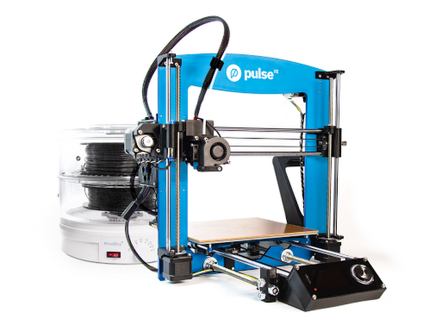 Pulse XE and printing gears, best 3D printer.