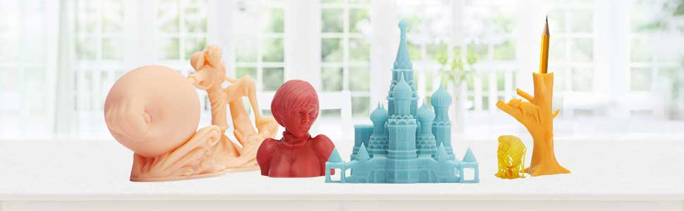 Anycubic UV resin for miniatures
