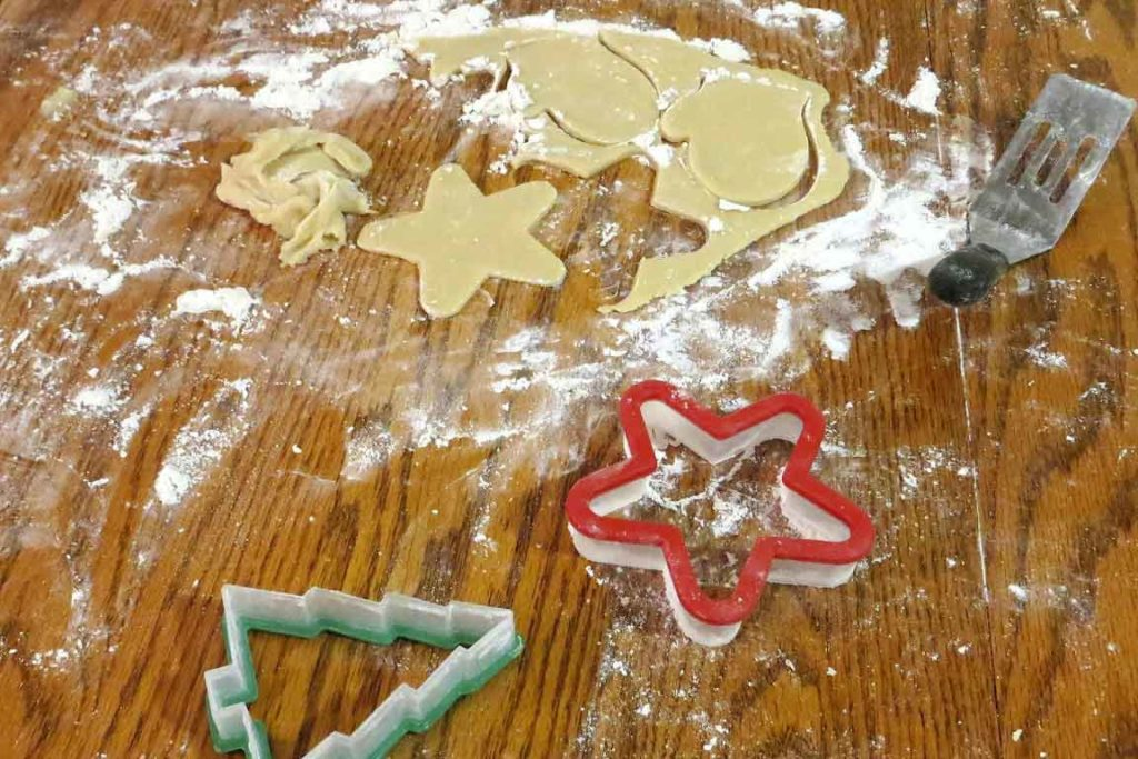 Is PLA safe for cookie cutters?
