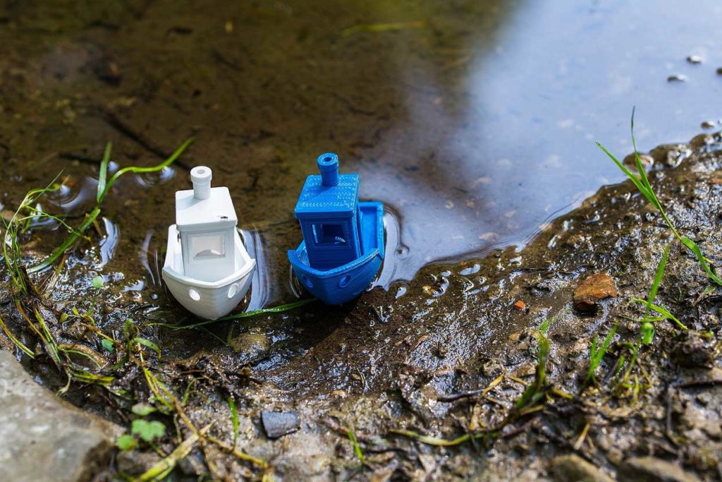 Protect PLA Benchy