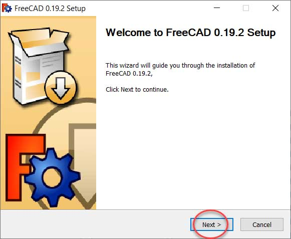 How to install FreeCAD for beginners